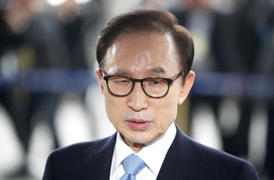 Lee Myung-bakas