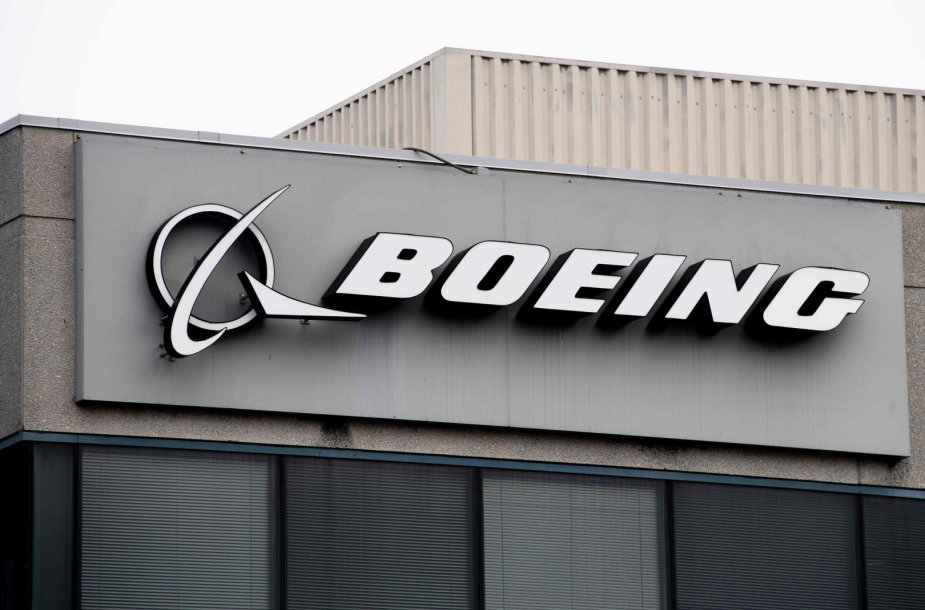 "Asociatyvi nuotrauka: ""Boeing"""