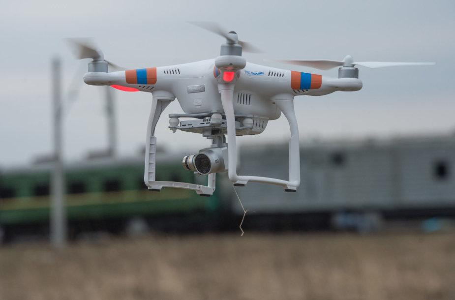 Rusiškas dronas