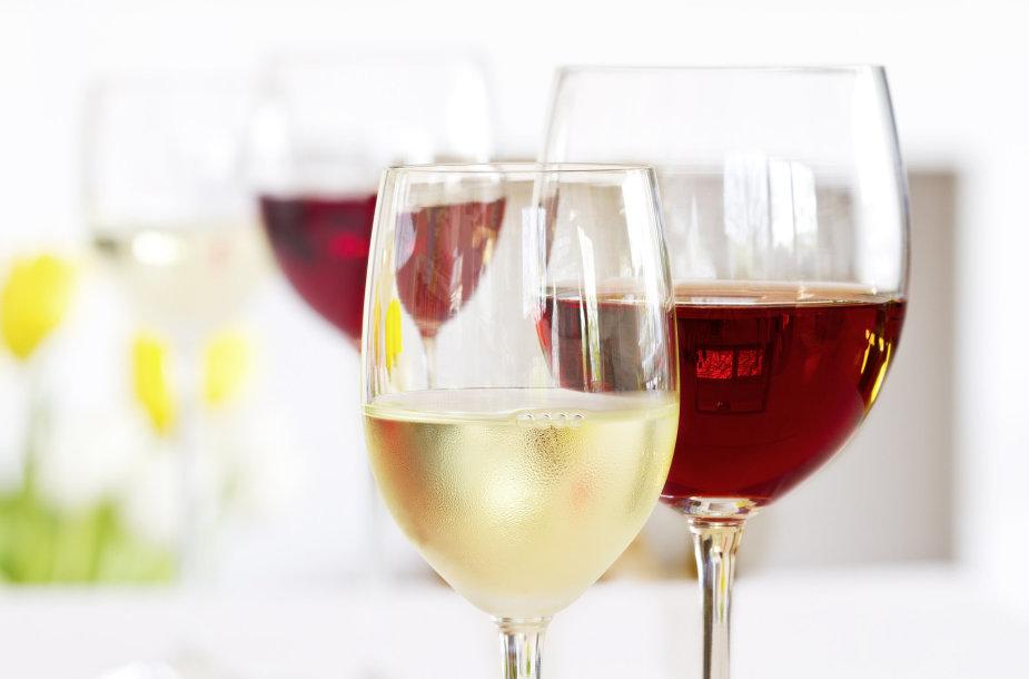 Vyno taurės
