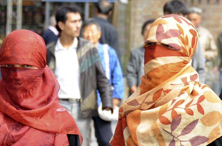 Uigūrai Kinijoje