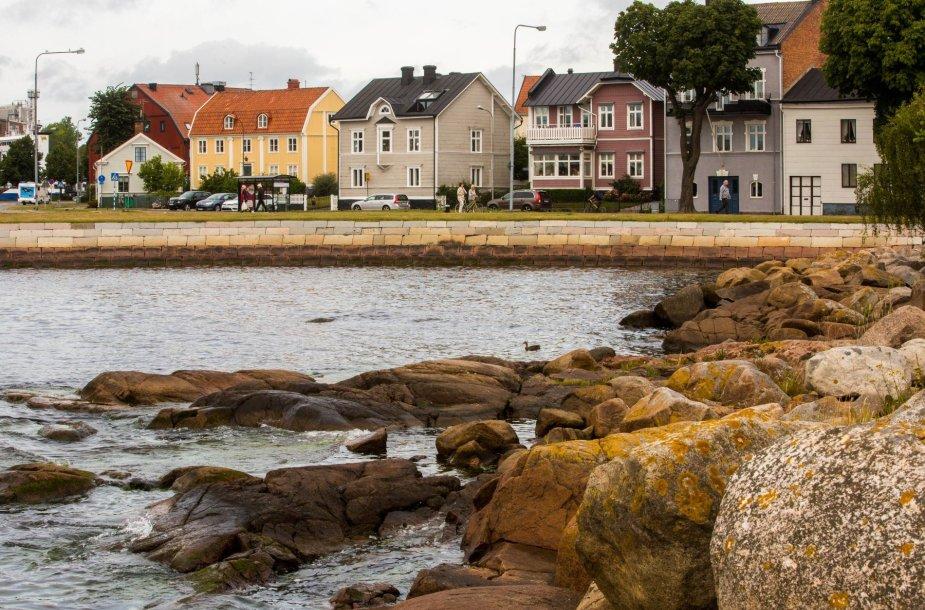 Švedijos miestas Karlshalmnas