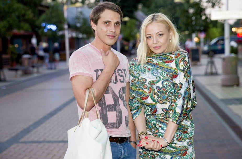 Mia ir Nerijus Antanavičius