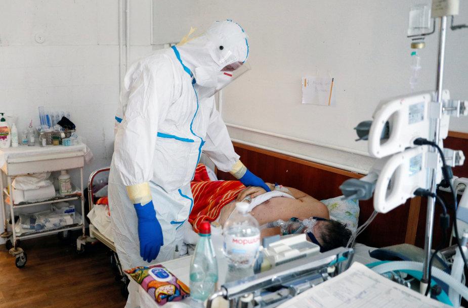 Ligoninė Ukrainoje