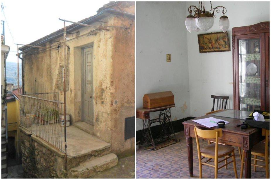 Italijoje nusipirkti namus jau su baldais galima vos už 10 tūkst. Eur: kaip jie atrodo?