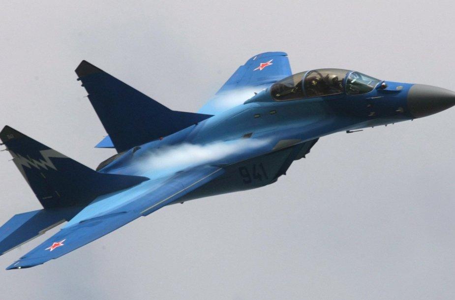 MiG-29K naikintuvas