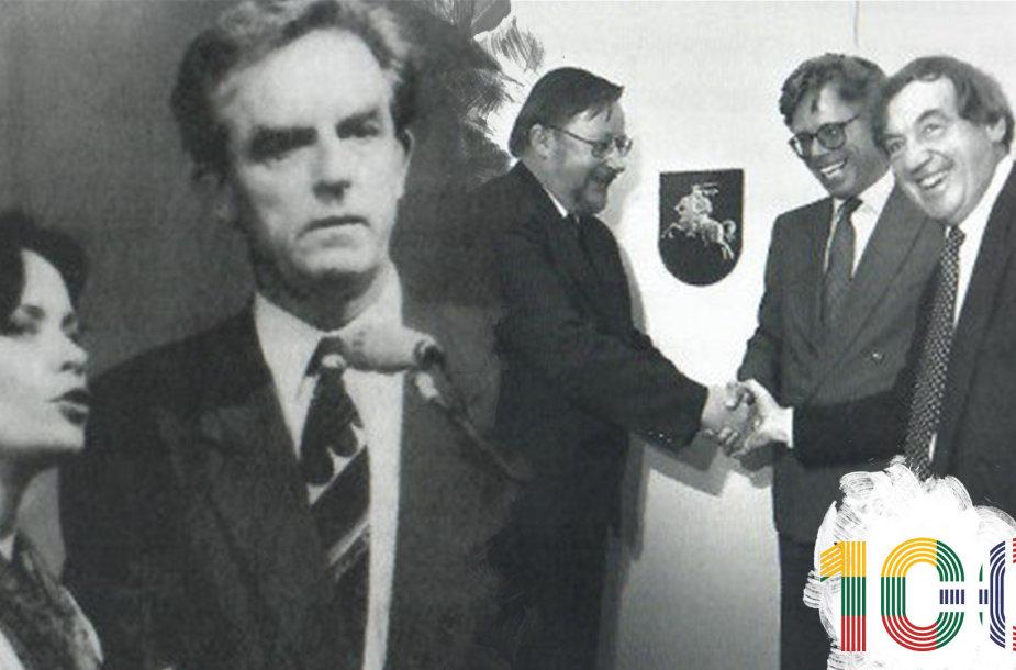 Norvegijos ir Lietuvos diplomatiniai santykiai