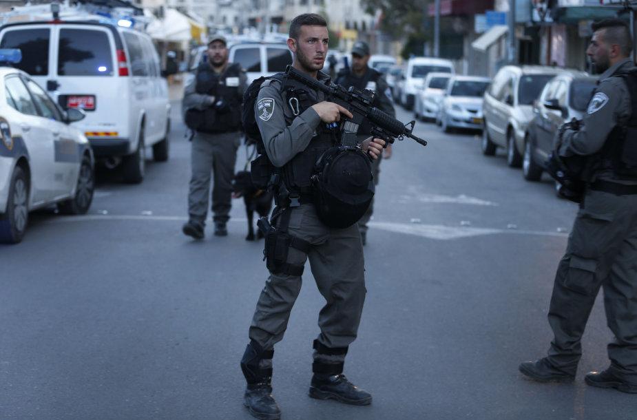 Išpuoliai Izraelyje