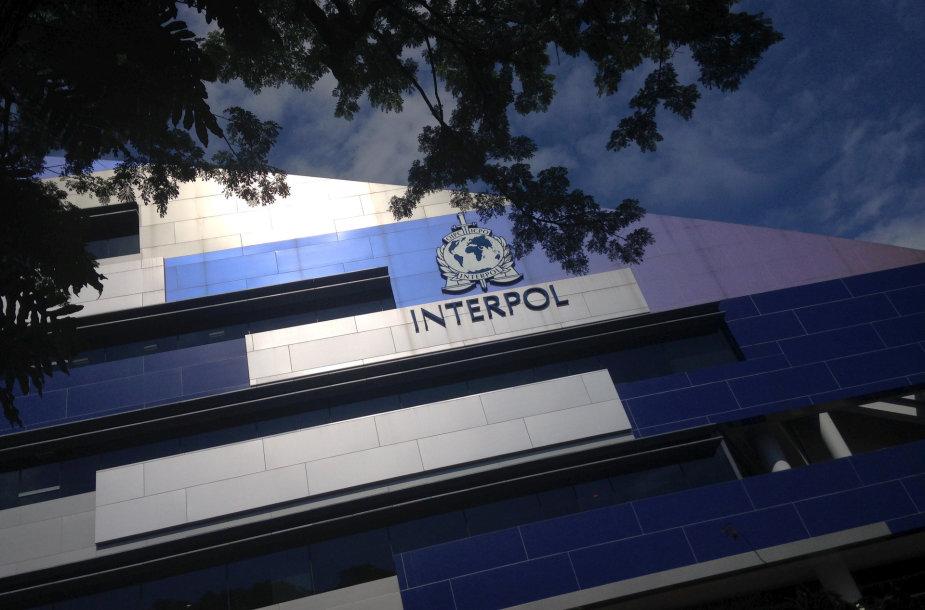 Interpolo biuras