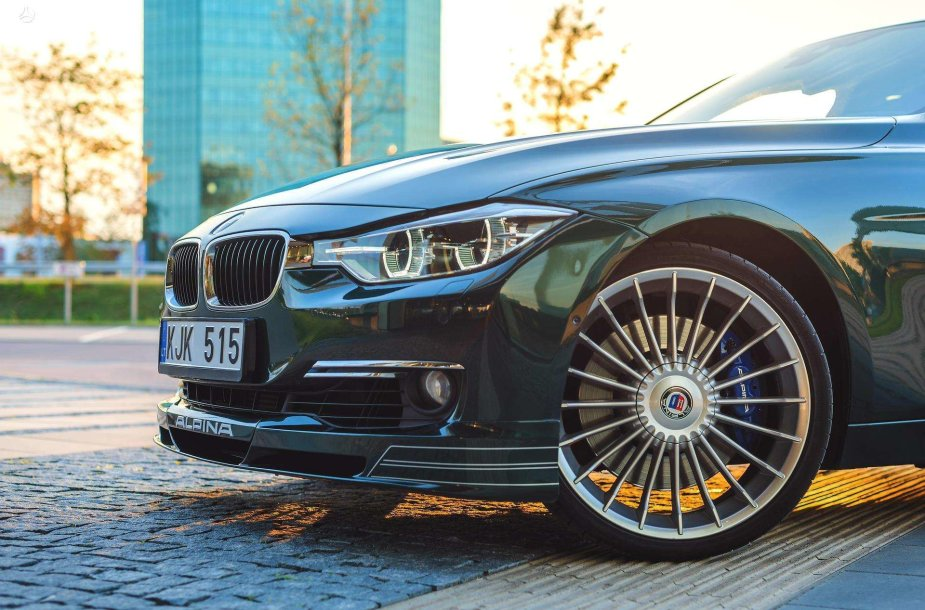 "BMW perliukas – ""Alpina D3 Bi-Turbo"""