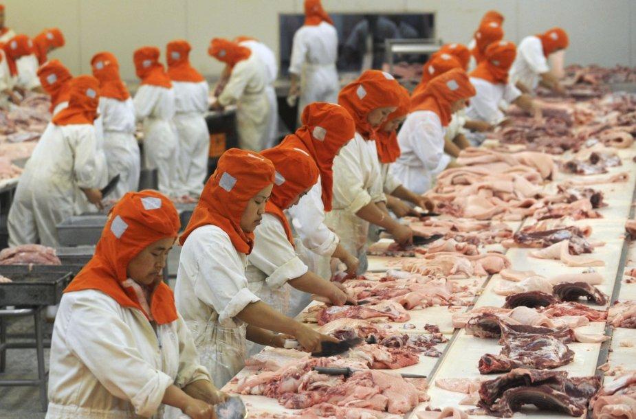 Mėsos perdirbimo fabrikas