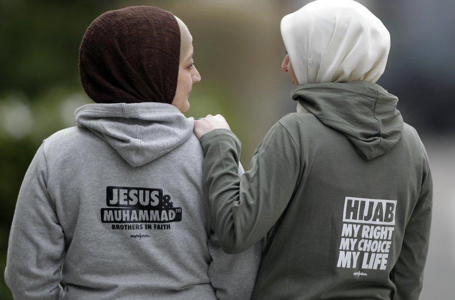 Musulmonės Vokietijoje