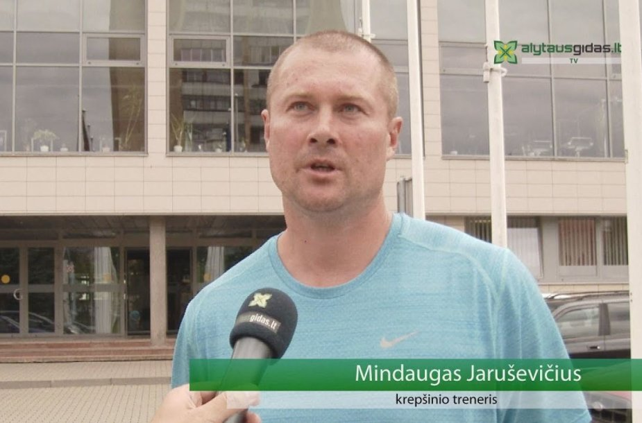 Mindaugas Jaruševičius