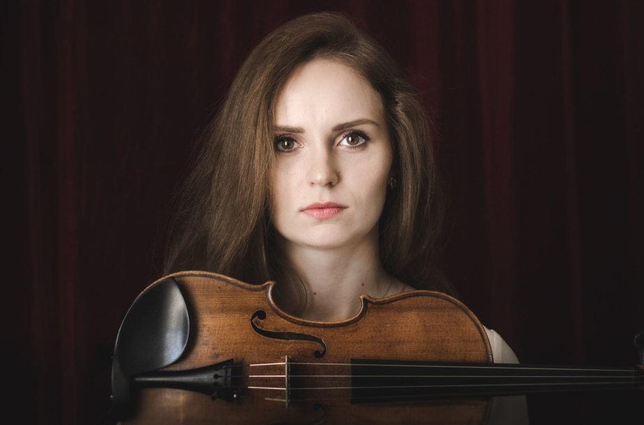 Lina Marija Songailė