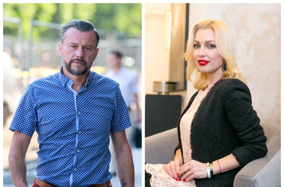 Sigitas ir Natalija Martinavičiai