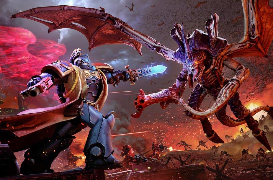 """""""Warhammer 40,000: Battlesector"""""""