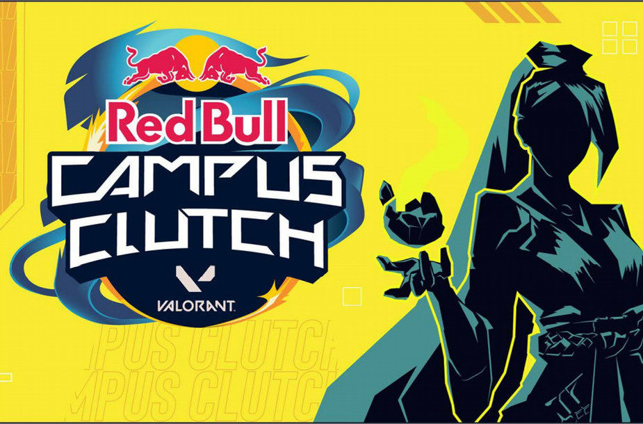 """Red Bull Campus Clutch"""