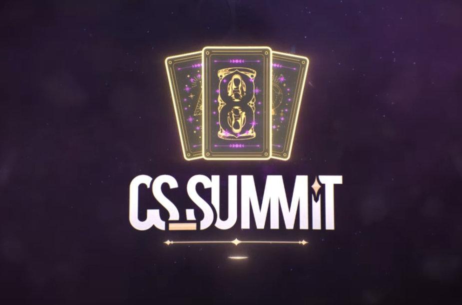 """""""CS_Summit 8"""""""