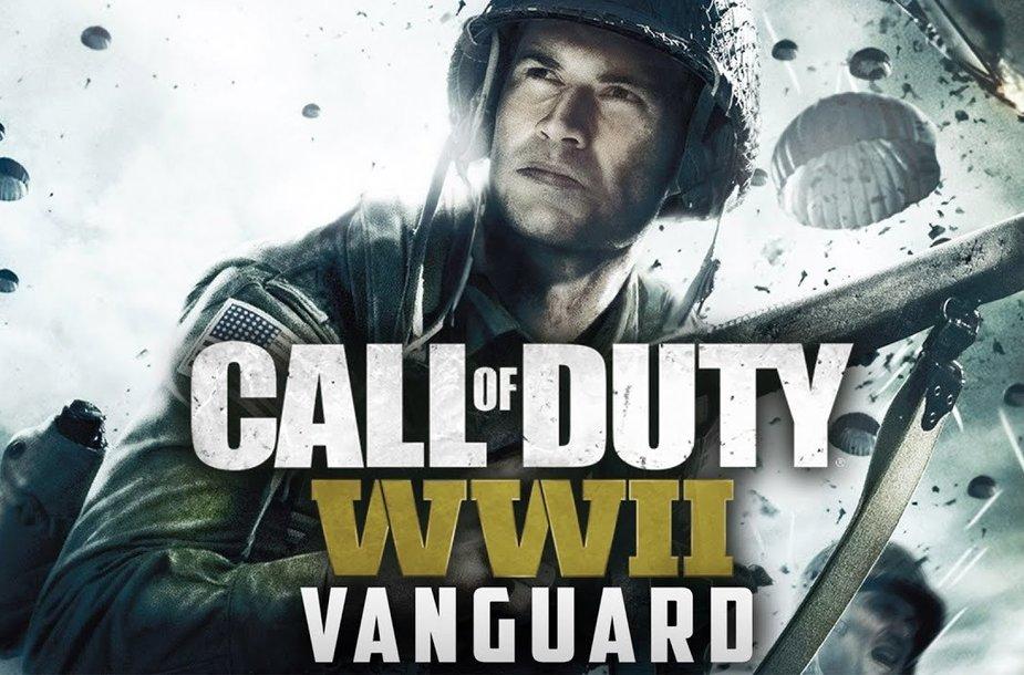 """Call of Duty WWII: Vanguard"""