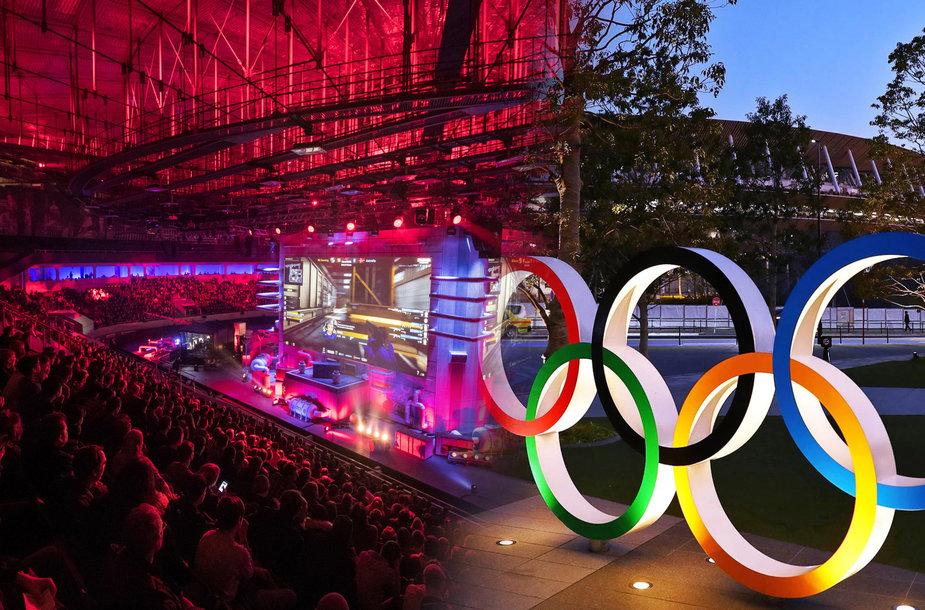 Olimpinės žaidynės ir esportas