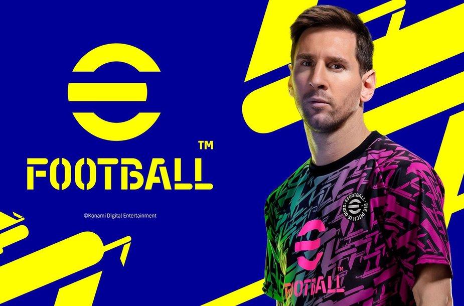 """""""eFootball"""""""