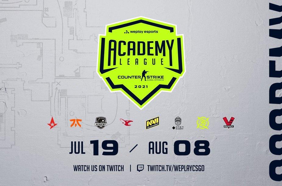 """WePlay Academy League"""