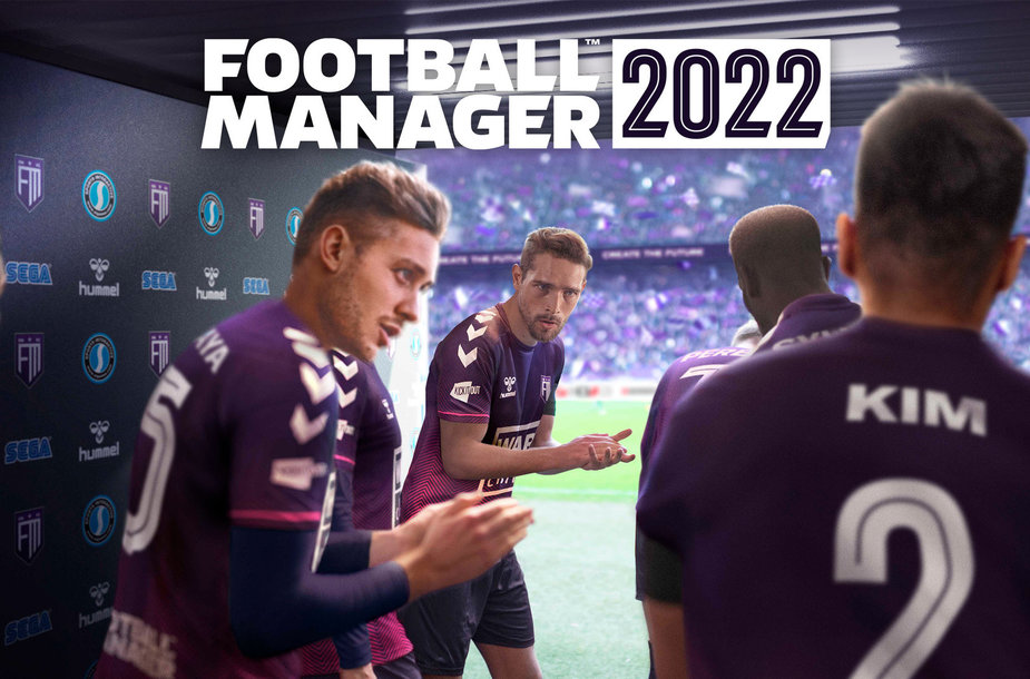 """""""Football Manager 2022"""""""