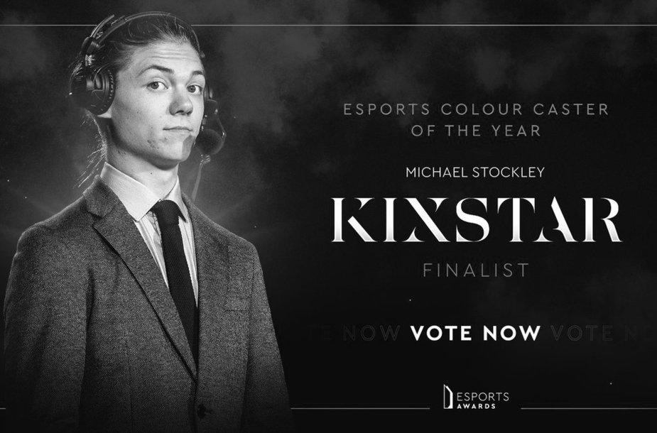 "Michaelis ""KiXSTAr"" Stockley"