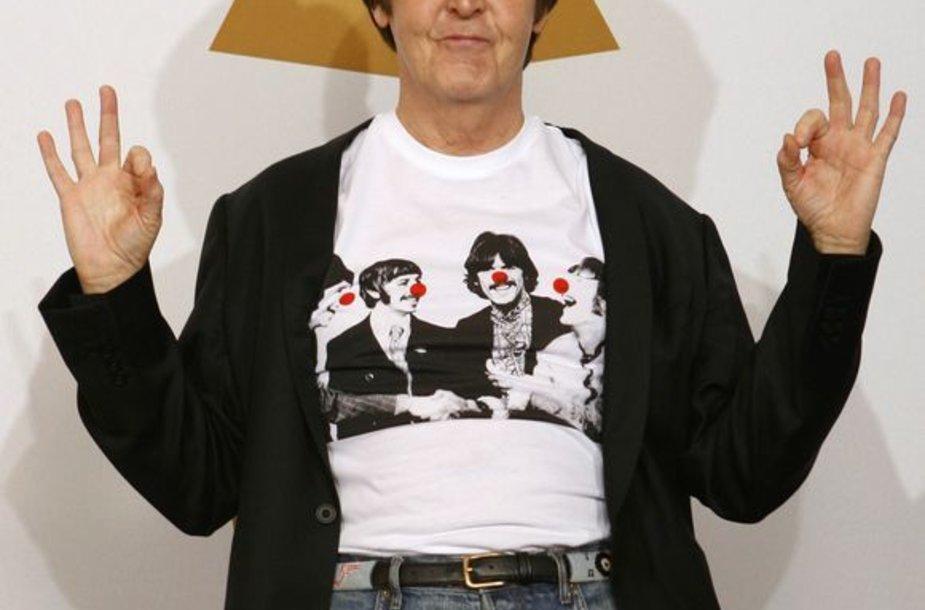"""Eksbitlas"" Paulas McCartney"