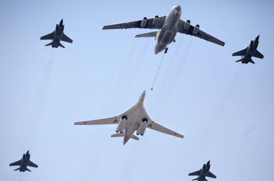 """Bombonešis """"Tu-160"""""""