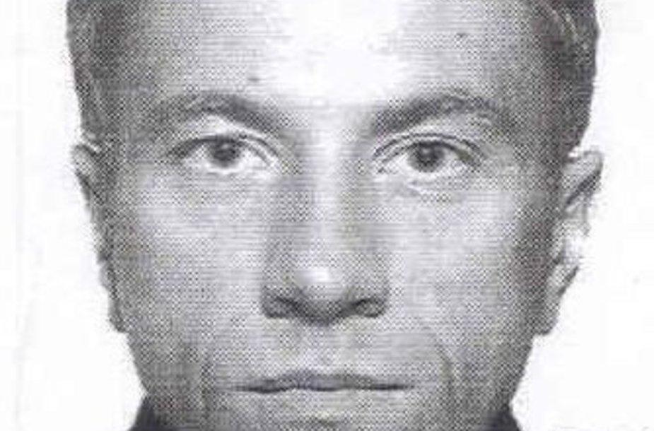 Nužudytas verslininkas Darius Vaisėta