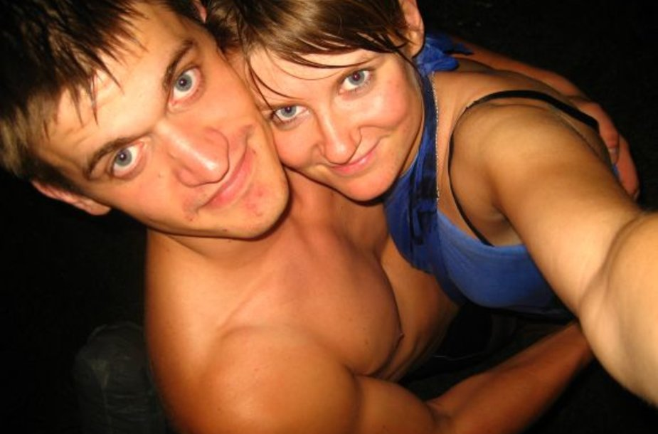 Bikini porelė Rūta ir Vytautas