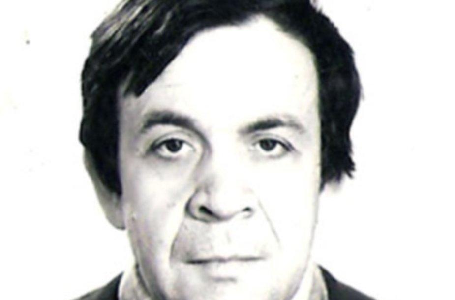 A.Rubanovas žuvo invalido vežimėlyje