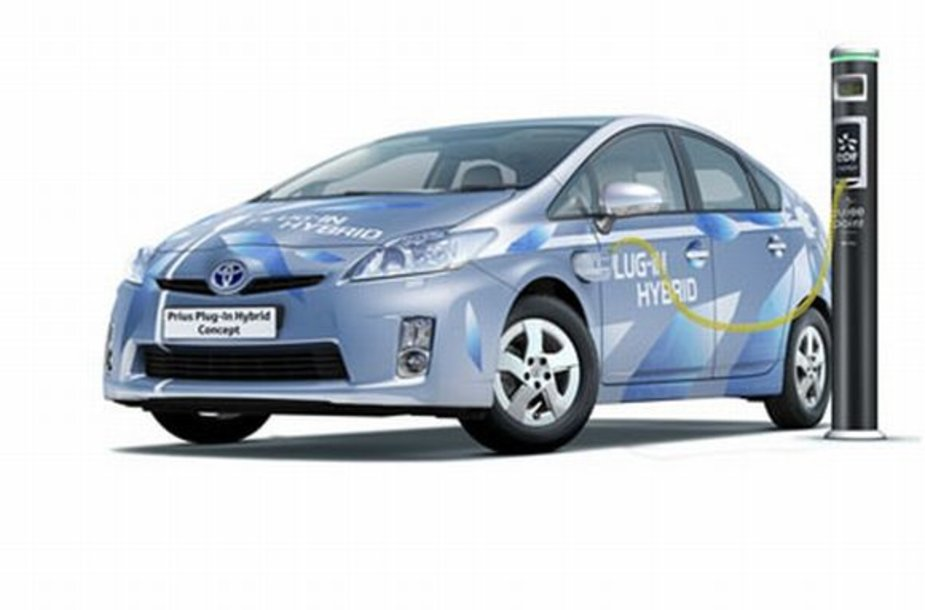 Toyota Prius hibridas