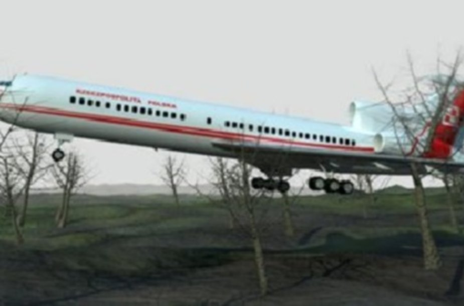Lenkijos prezidento lėktuvas