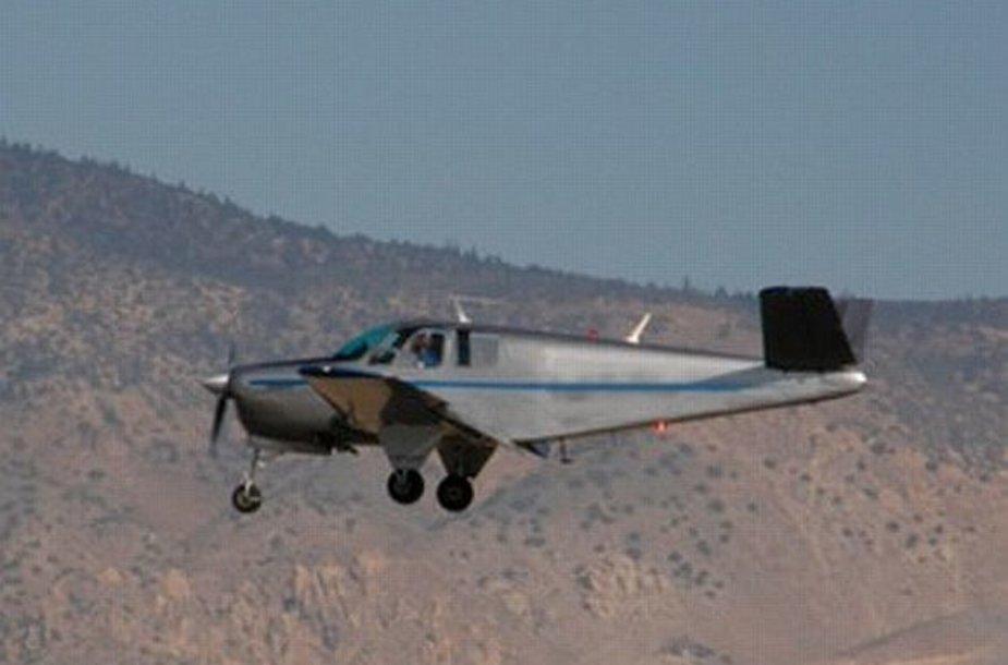 Lėktuvas BEECHCRAFT BONANZA