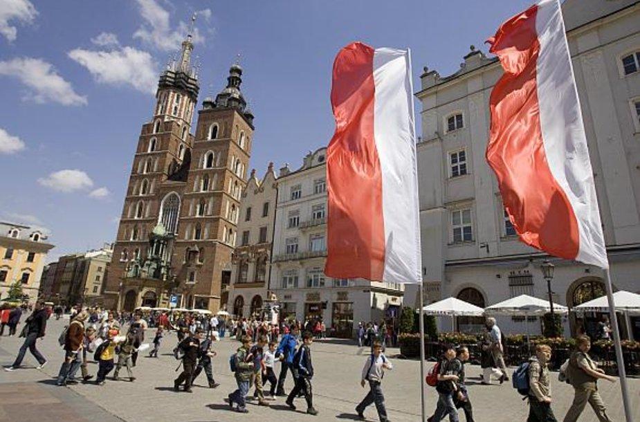 Krokuva 2000-aisiais buvo Europos kultūros sostine