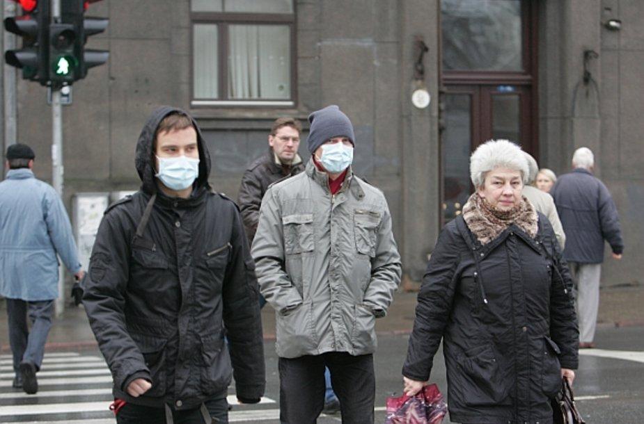 Apsauga nuo gripo