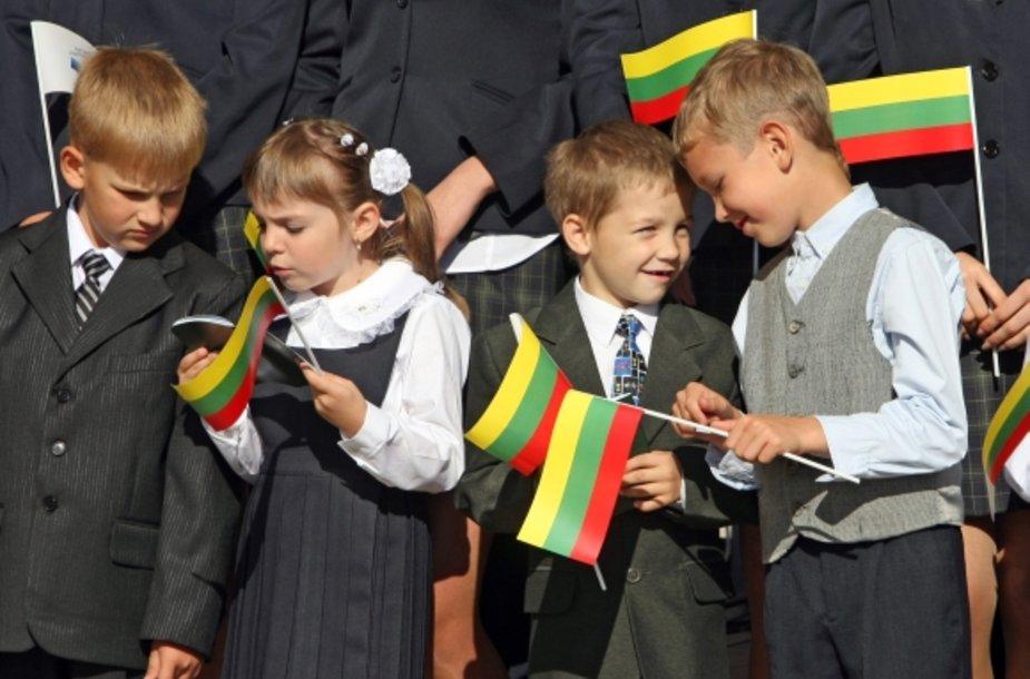 Lietuvos vaikai