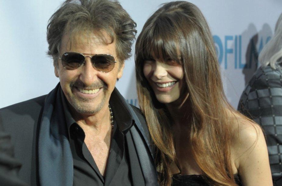 Alas Pacino ir Lucila Sola