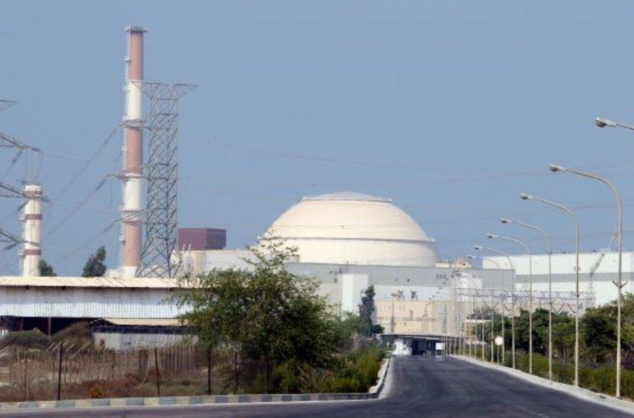 Bušehro atominė elektrinė