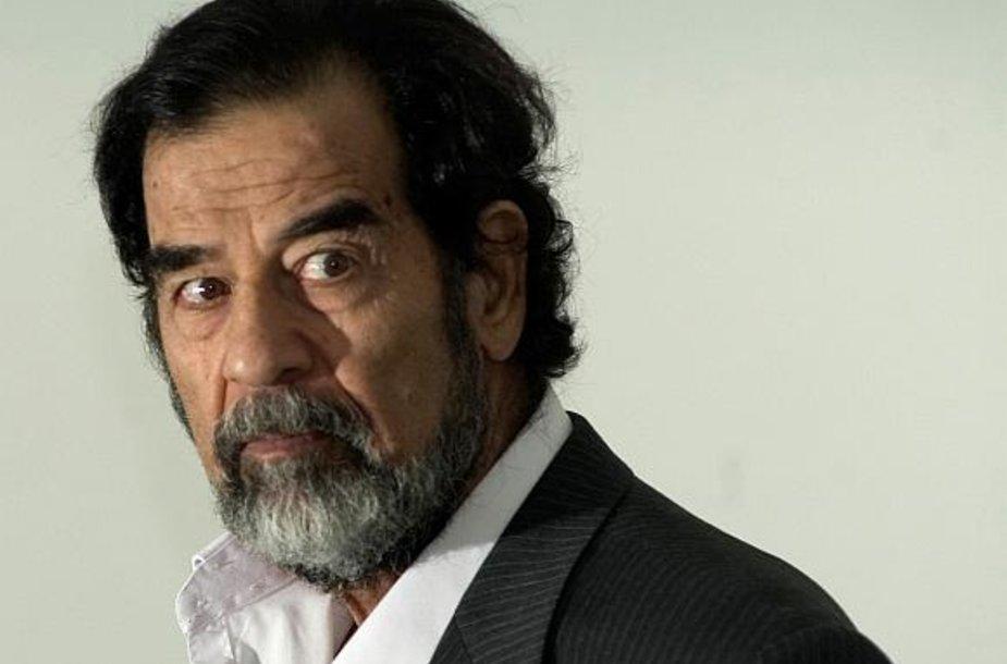 Užsitarnauti Saddamo Husseino pasitikėjimą nebuvo lengvas darbas.