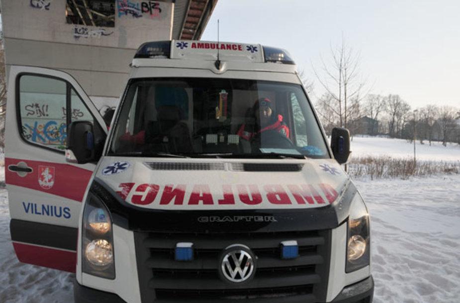Vilniaus greitoji pagalba