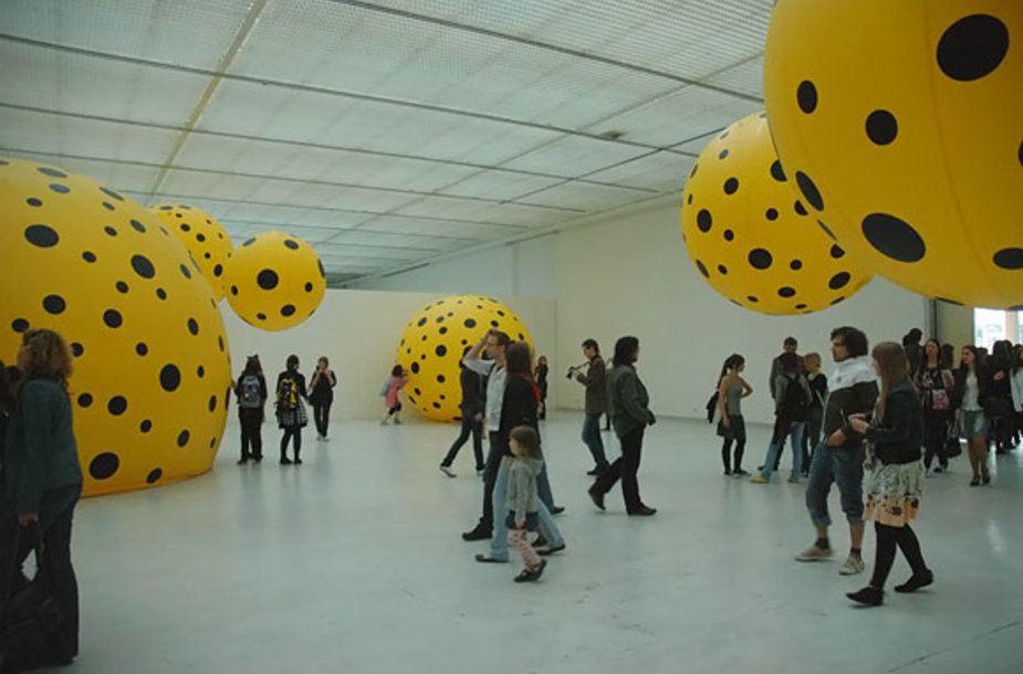 Paroda Šiuolaikinio meno centre