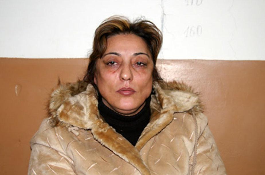 Įtariamoji Tania Sinkevičiūtė