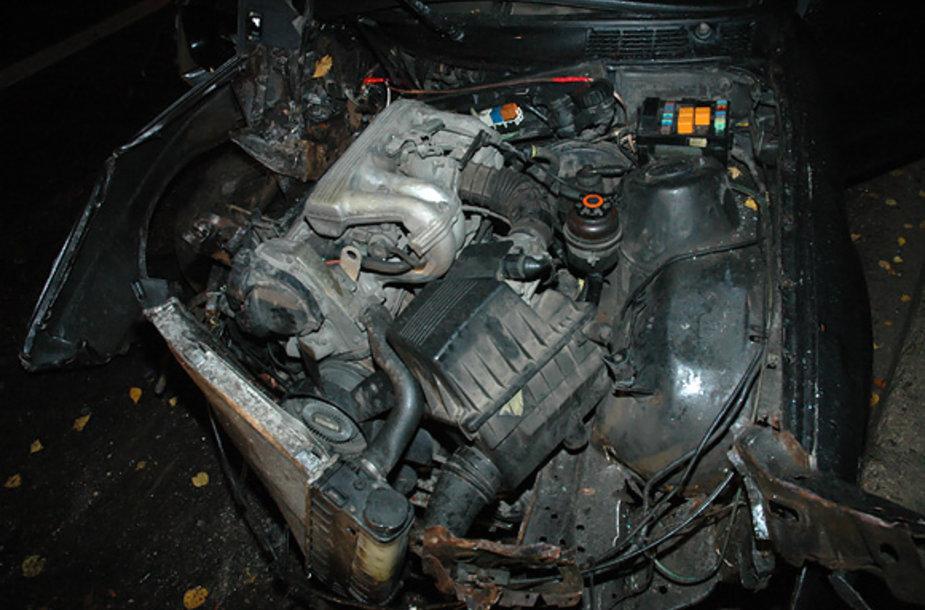 BMW variklis