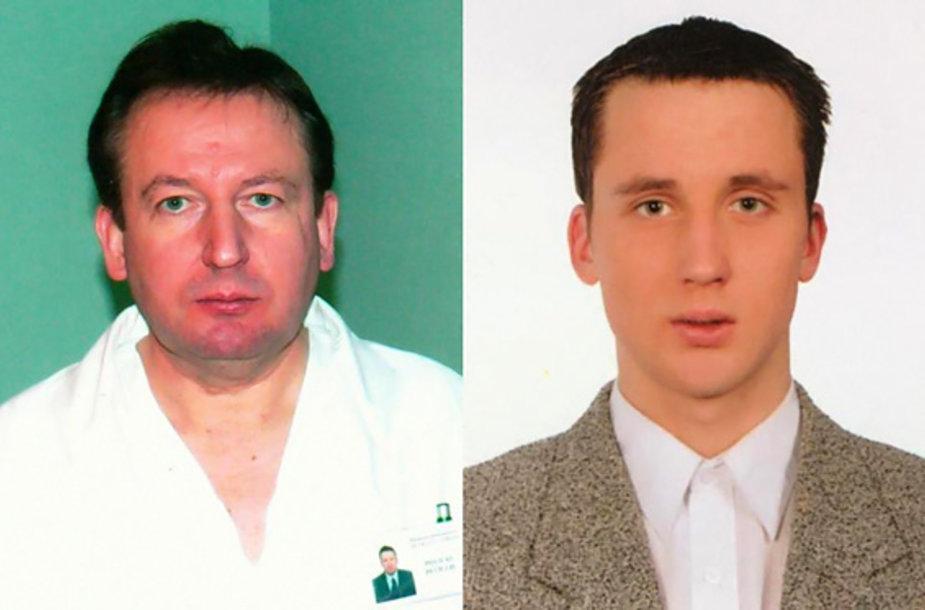Povilas ir Vytautas Pečiuliai