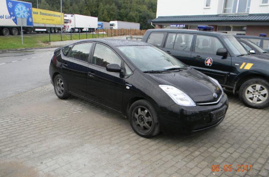 Vogtas automobilis