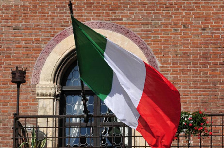 Italijos vėliava
