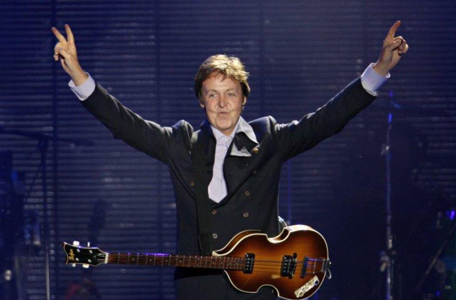 P.McCartney